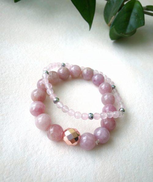 opal rose bracelet