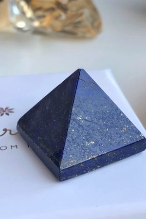 Little Lapis Lazuli Pyramid