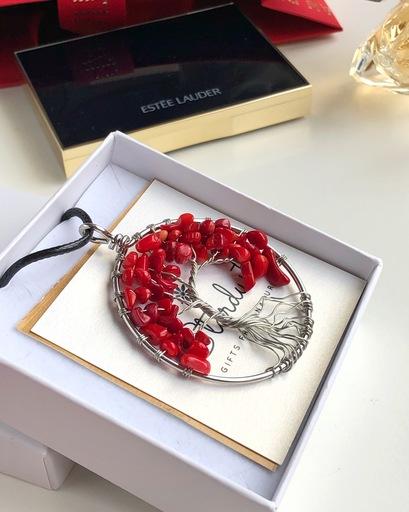 Luxury Tree of life necklace