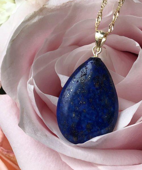 Luxury Lapis Lazuli pendant