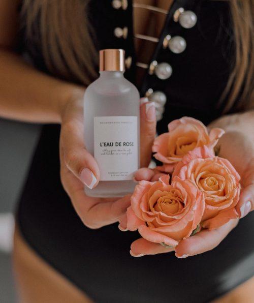 bulgarian rose water mist Stardust gift