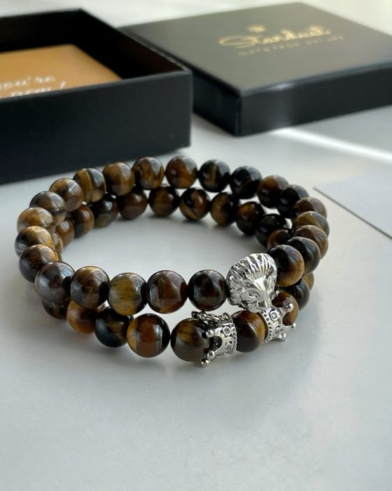 Luxury Tiger bracelet set for im