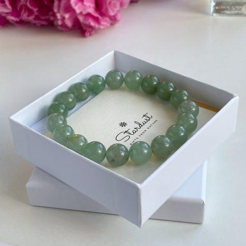 Green Jade bracelet for women